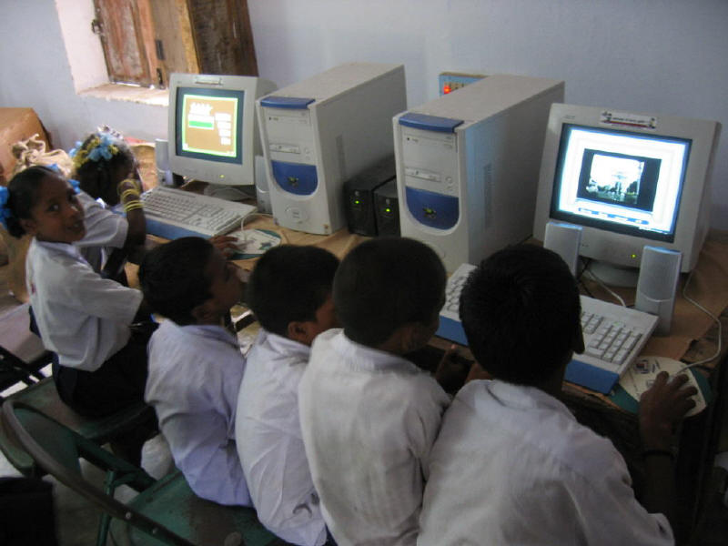 Technologies changing Indian classrooms - FII News