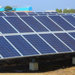 On offer: Solar project