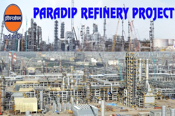Paradip refinery project