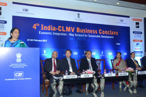 India-CLMV Business Conclave