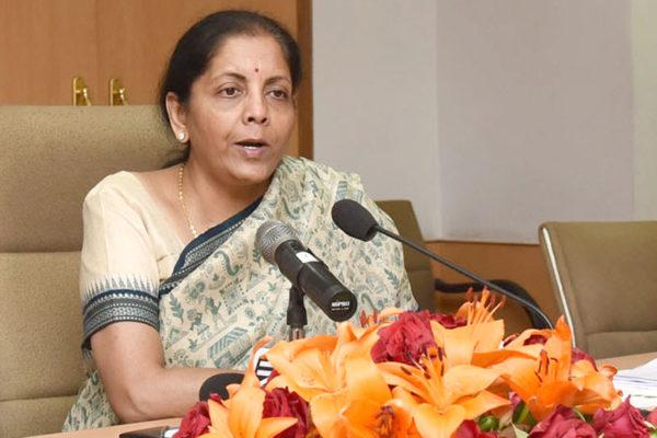 Minister Sitharaman