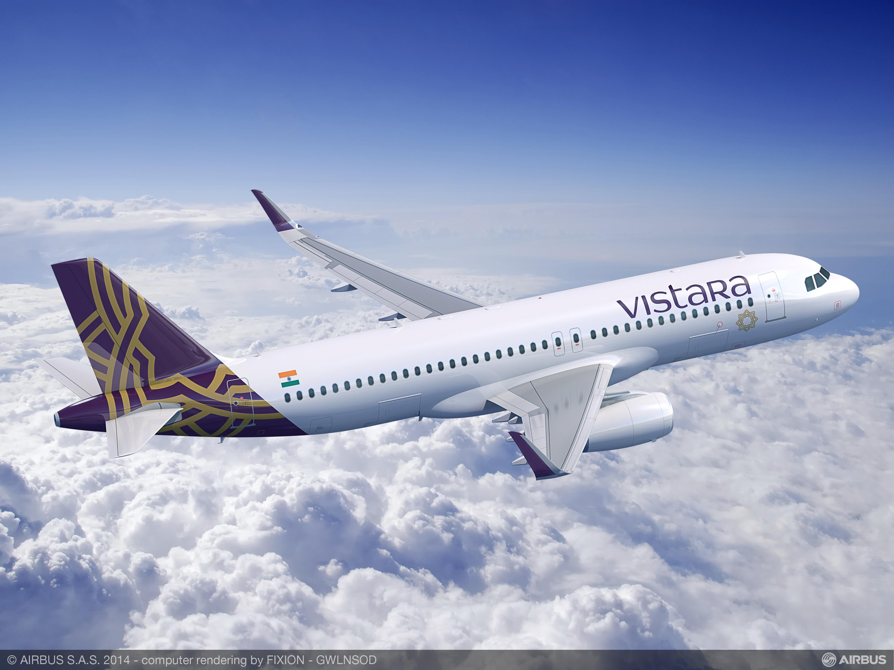 Next Year Calendar Sia : Sia invests over s million in vistara fii news