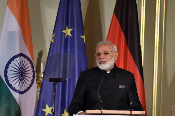 PM Modi in Germany