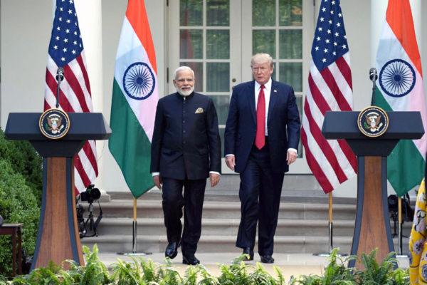 PM Modi & Donald Trump