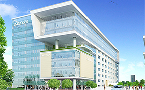 International Tech Park Gurgaon model