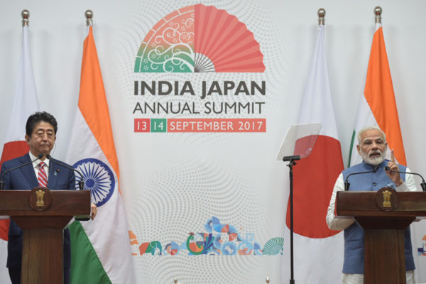 India japan Annual Summit