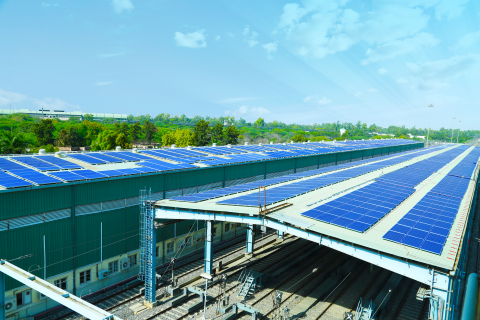 azure solar roof