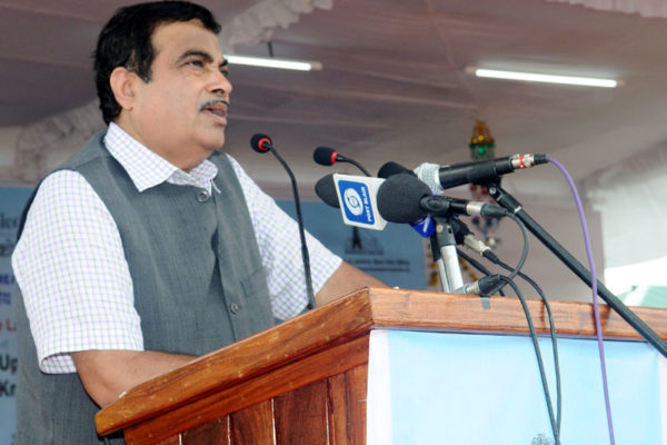 Gadkari Speech