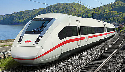 SiemensHighSpeed TRain