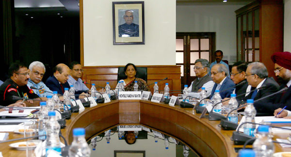 Sitharaman CII Meeting