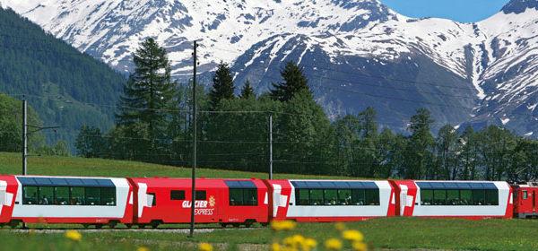 Train in Swiss