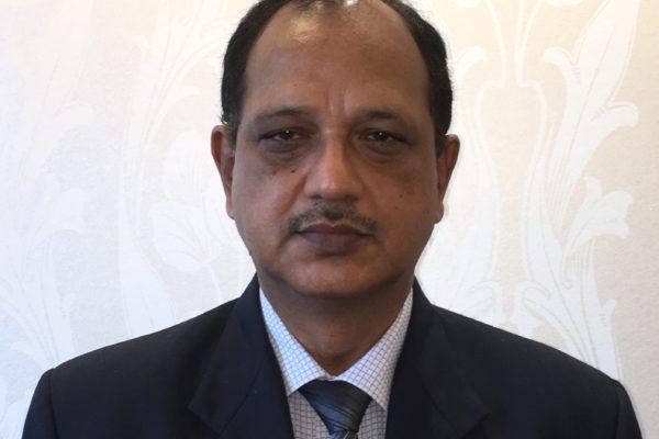 Suresh Sinha