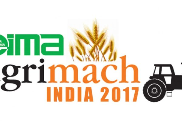 Agrimach india 2017 Logo