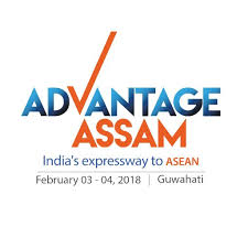 Advantage Assam logo