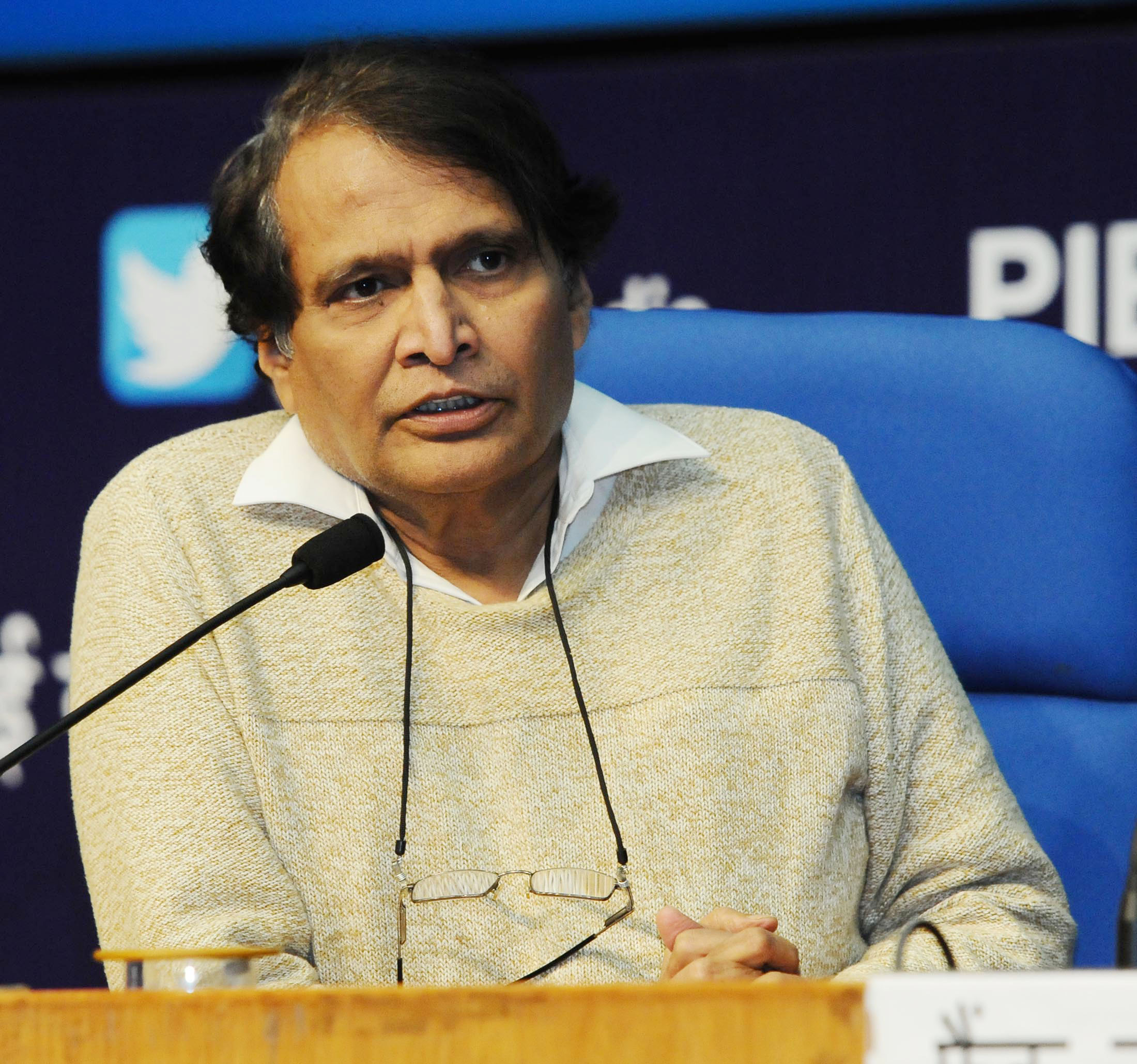 Prabhu to introduce agri-export policy - FII News