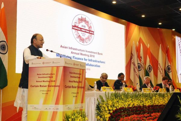 Jaitley AIIB Speech