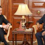 Macron-Modi work on French-India partnership