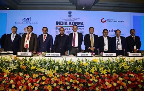 India Korea Summit