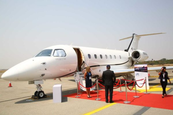 Private Jet, Cargo