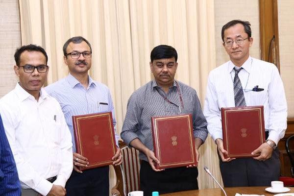 Rail ADB Officials