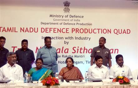 TAMIL NADU DEFENCE PRODUCTION