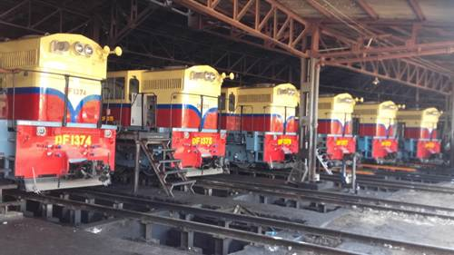 Railway Coaches