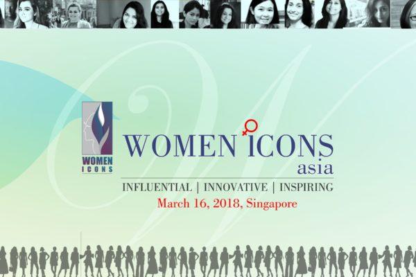 Women icons Asia