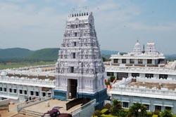 Andhra pradesh temple