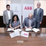 ABB develops robotics and AI for India